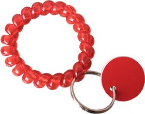 Locker bracelets (Red)