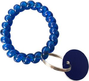 Locker bracelets (Blue)