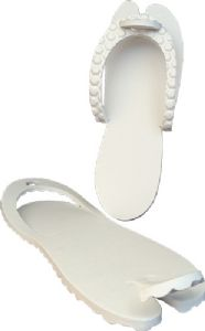 Disposable Slippers 41/45 (White)